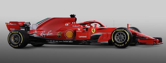 Scuderia Ferrari - SF71H - 2018