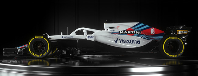 Williams - FW41 - 2018