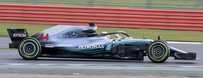 Mercedes AMG F1 - F1 W09 - 2018