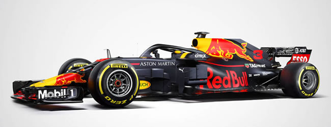 Red Bull Racing - RB14 - 2018