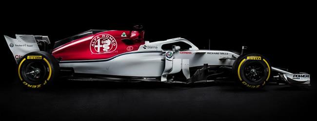 Sauber - C37 - 2018