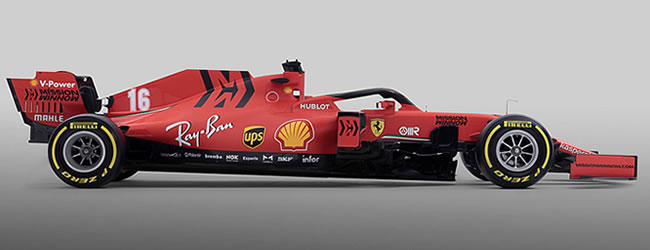 Scuderia Ferrari - SF1000 - 2020