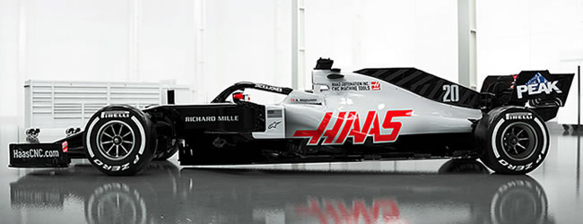 Haas F1 - VF20 - 2020
