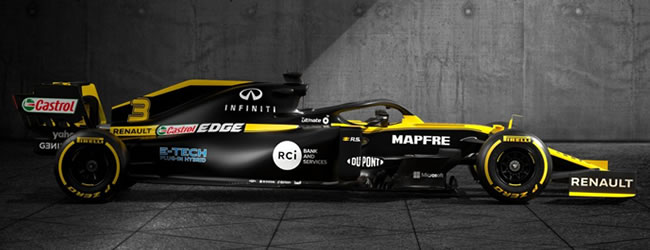 Renault - R.S.20 - 2020