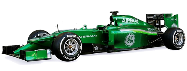 Caterham - CT05 - 2014