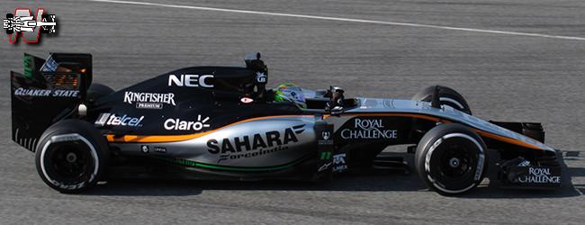 Sahara Force India -  VJM07 - 2014