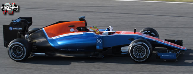 Manor Racing - MRT05 - 2016
