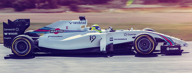Williams - FW36 - 2014