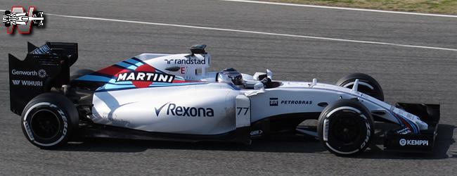 Williams - FW36 - 2014