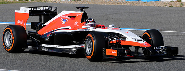 Marussia - MR03 - 2014
