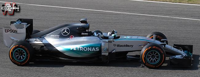 Mercedes AMG F1 - F1 W05 - 2014