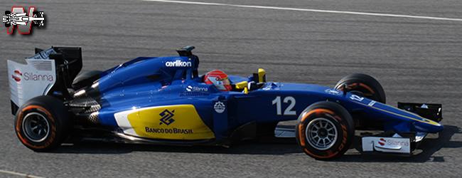 Sauber - C33 - 2014