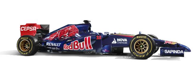 Scuderia Toro Rosso - STR9 - 2014